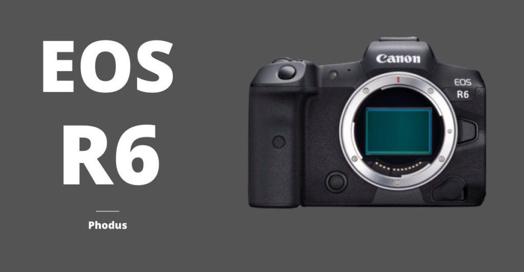 Canon EOS R6 Phodus Rumors