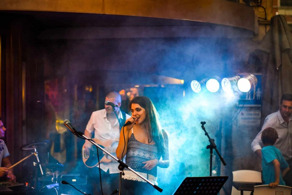 Night party club Photography USA Phodus