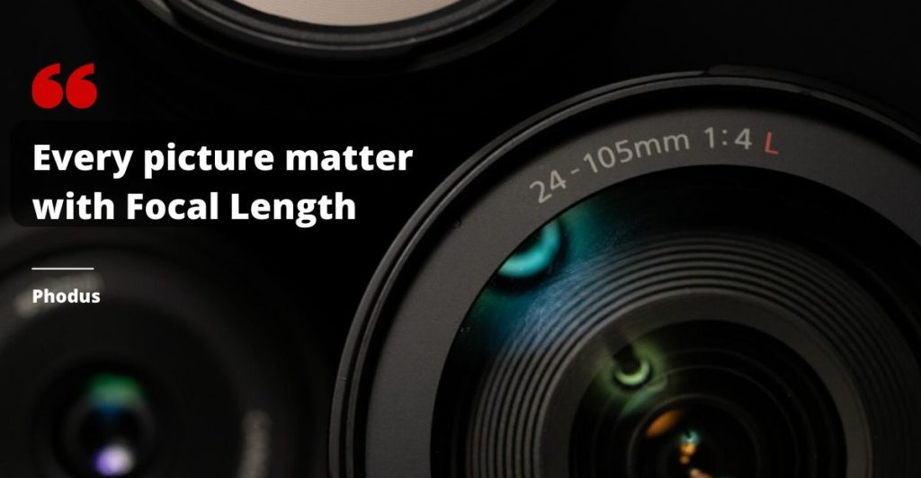 focal length in photography phodus