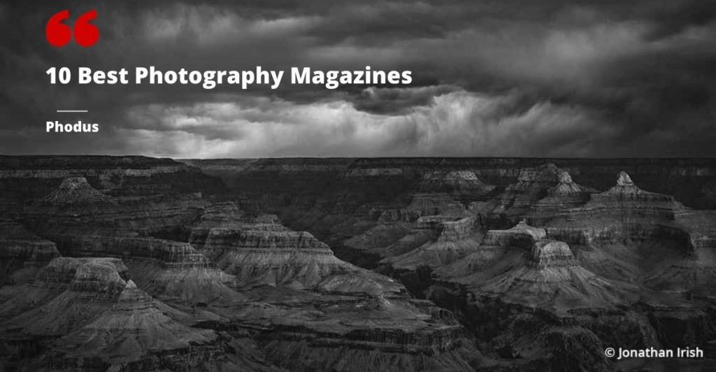 10 Best Photography Magazines