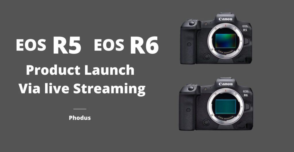 reimagine canon product launch