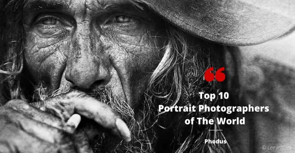 best portrait photographers of the world